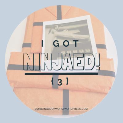 I Got Ninjaed {3}